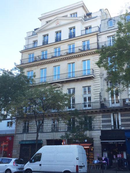 L'hôtel Cousin de Méricourt