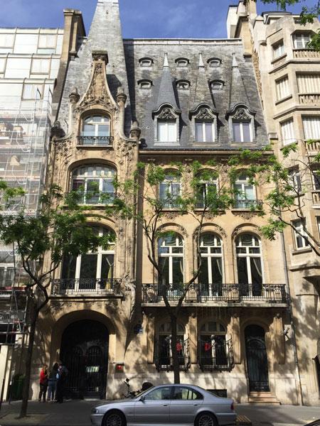 L'hôtel Pauilhac