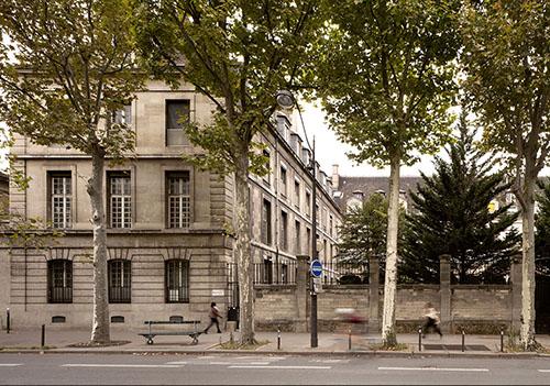 L'ancien hôptal Saint-Vincent de Paul