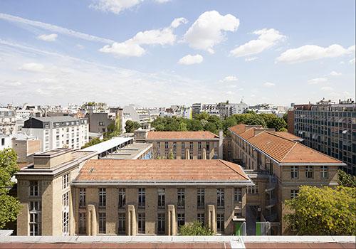 L'ancien hôpital Saint-Vincent de Paul