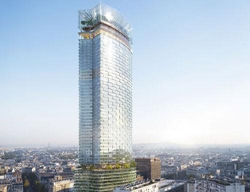 La rénovation de la tour Montparnasse