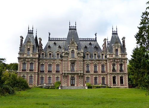 Flixecourt : le grand château