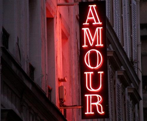L'hôtel Amour