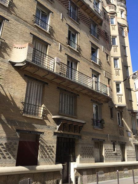 Immeuble à petits loyers Rue des Meuniers