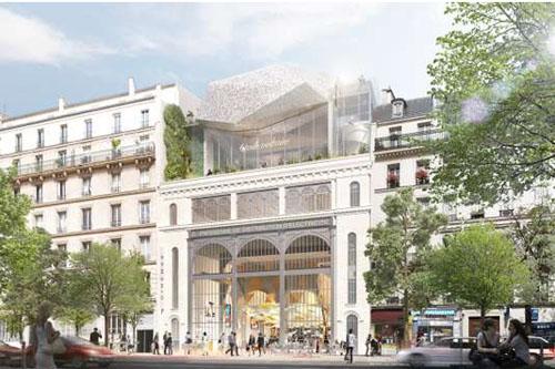 Projet de cinéma L'Etoile Voltaire