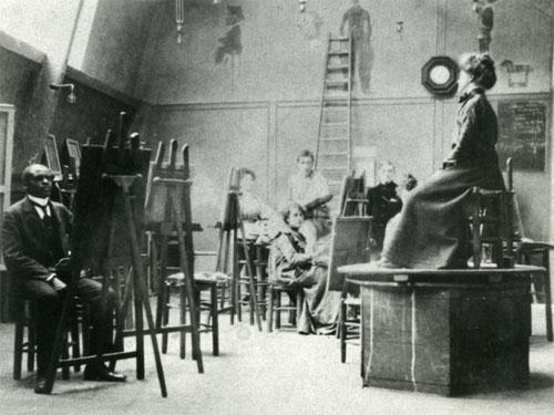 L'académie Colarossi
