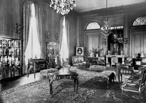 La résidence de Calouste Gulbenkian