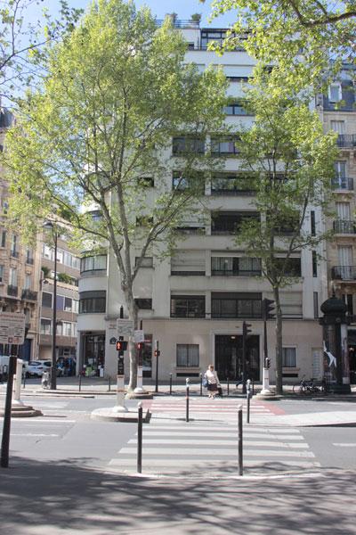 Immeuble de logements Boulevard du Montparnasse