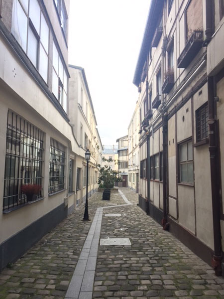 Passage Saint-Maur