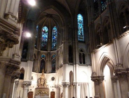 La chapelle Notre-Dame des Anges