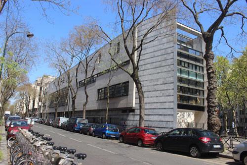 Le collège André Citroën