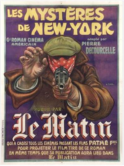 La fondation Jérome Seydoux-Pathé : une affiche de la collection