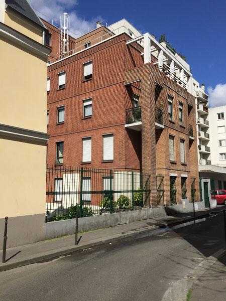 Logements Rue des Cascades