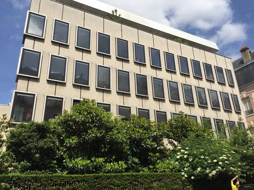 L'ambassade de Suède