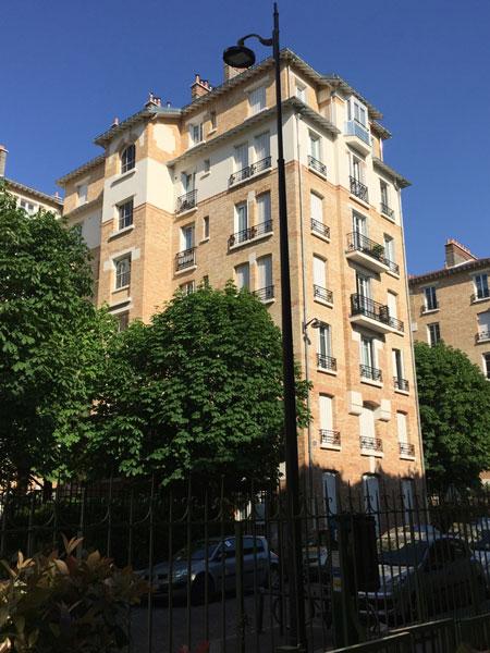 Les HBM Rue Bargue
