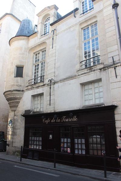 L'hôtel des abbés de Fécamp