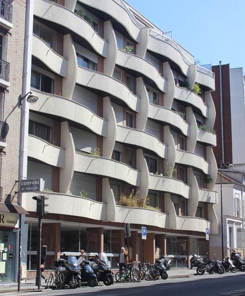 Logements Rue Olier