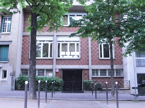 La maison Alden Brooks