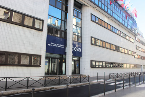 L'Agence Spatiale Européenne (ESA)