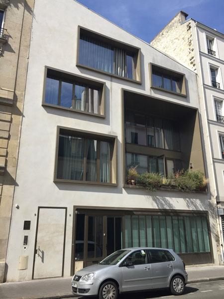 Maison individuelle Rue de Nice