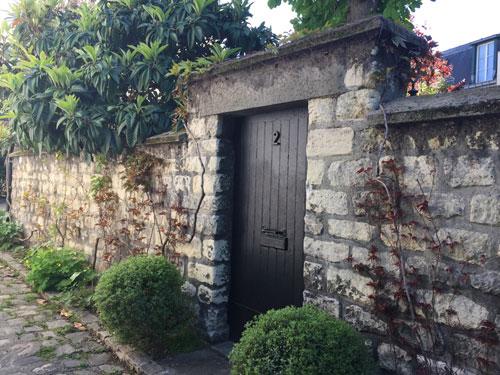 La villa Hallé