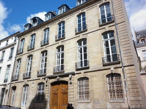 L'hôtel de Sèze