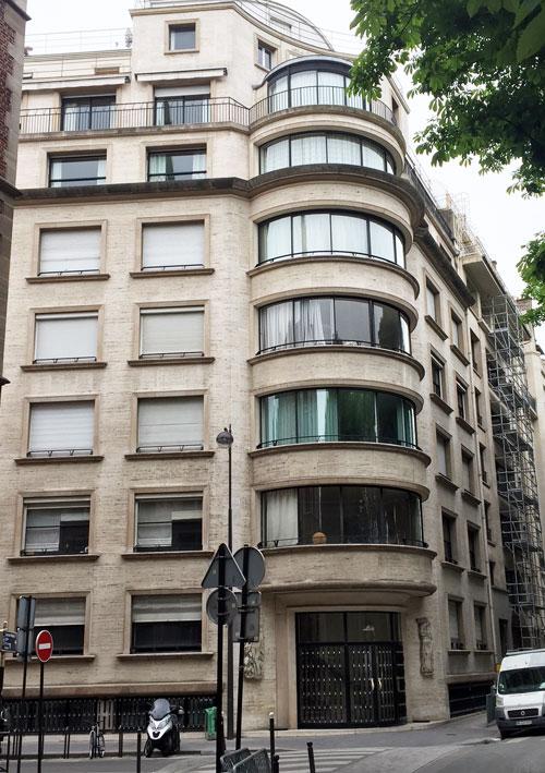 Logements Quai d'Orsay