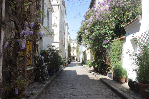 La rue des Thermophyles