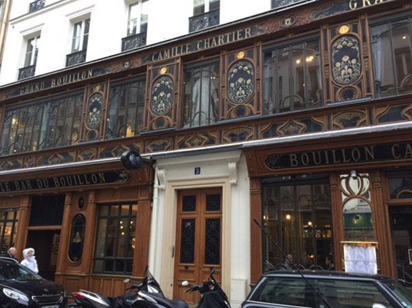 Le Grand Bouillon Chartier