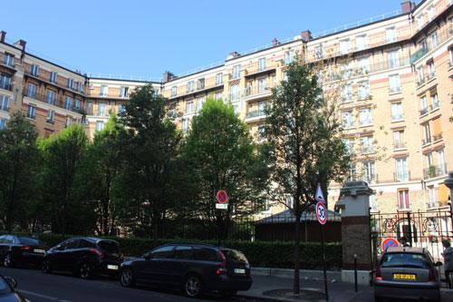 HBM Rue de Cronstadt
