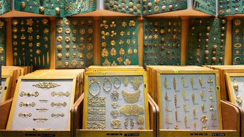 Les collections des établissements Janvier-Grusson-Prat