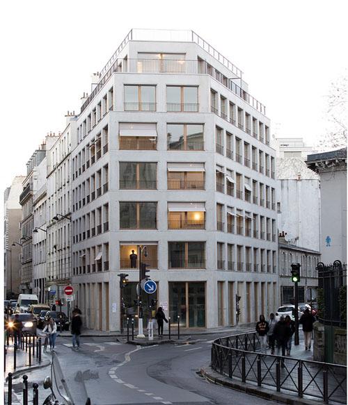 Logements 23 rue Pajol