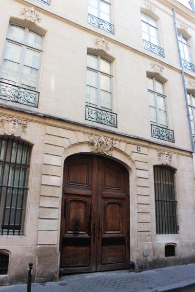 La maison locative des Jacobins