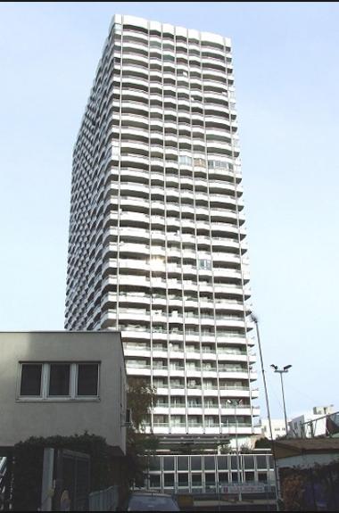 La tour Boucry