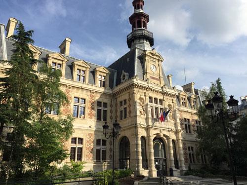 La mairie du 12e arrondissement