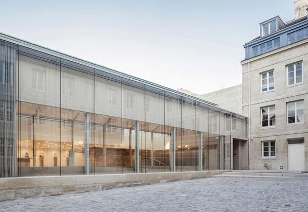 L'auditorium de l'Institut de France