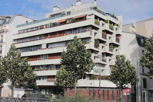 Logements Rue Cardinet