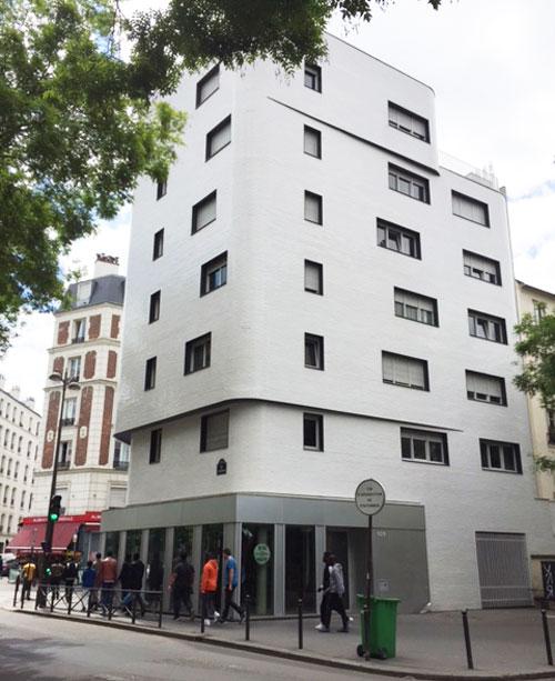 Résidence étudiante Rue Championnet