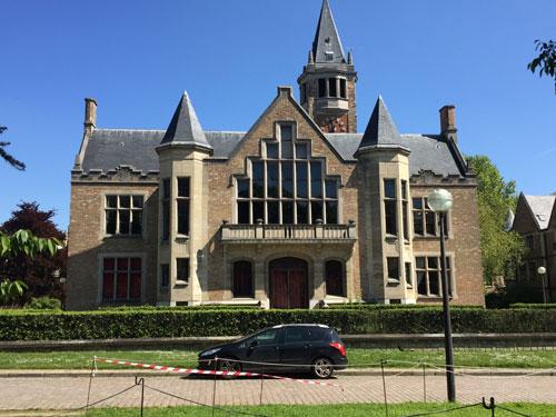 La fondation Deutsch de la Meurthe : le foyer des étudiants