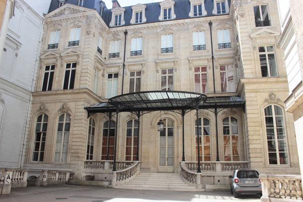 L'hôtel de Rohan-Montbazon