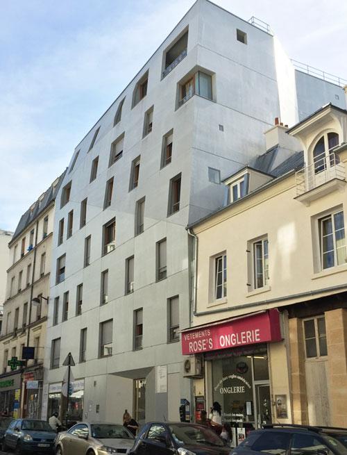 Logements 179 rue Saint-Maur