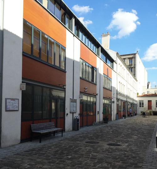 Pépinière numérique Rue des Haies