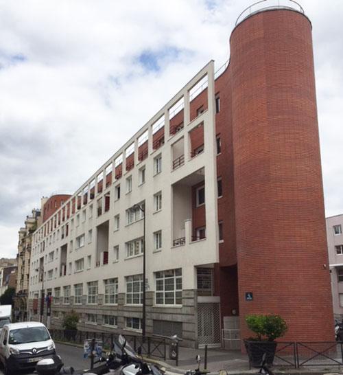 Ecole maternelle et logements Rue du Ruisseau