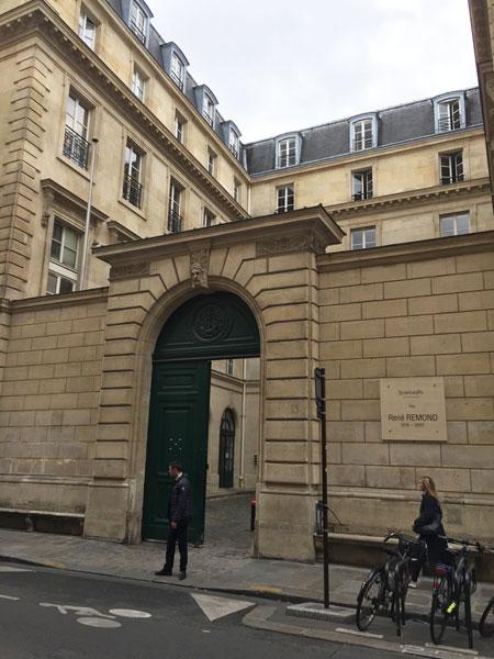 L'hôtel Feydeau de Brou : le portail