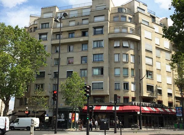 Logements Boulevard du Montparnasse