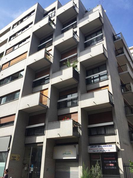 Logements Rue des Boulets