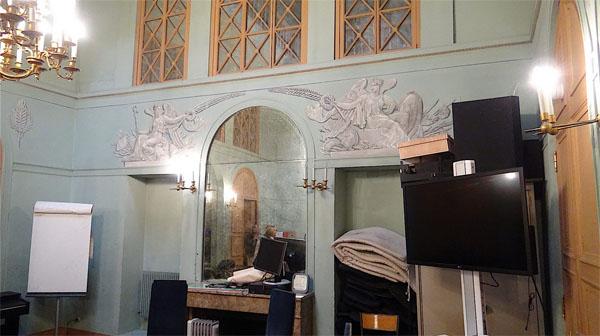 L'ancien bureau d'Hector Berlioz