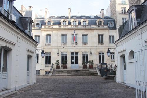 L'hôtel de Montbello