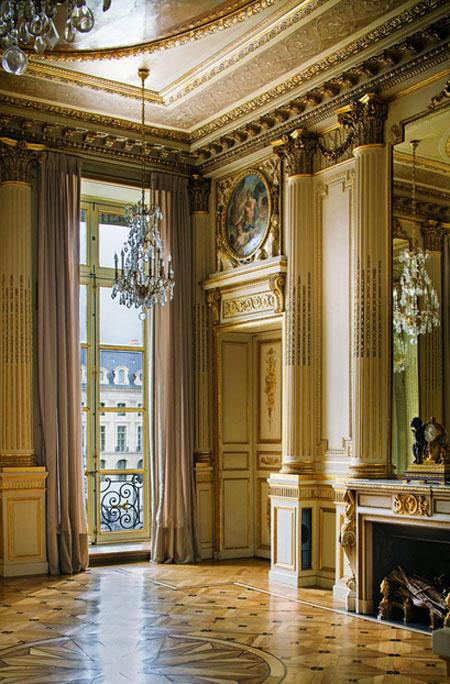 L'hôtel Baudard de Saint-James