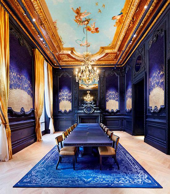 L'hôtel Baudard de Saint-James : le salon des Perles